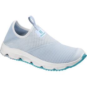 Salomon RX Moc 4.0 Zapatillas Mujer, cashmere blue/illusion blue/bluebird
